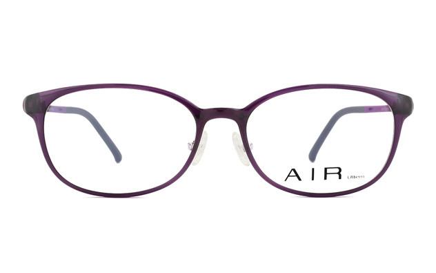 メガネ AIR Ultem AU2034-Q  パープル