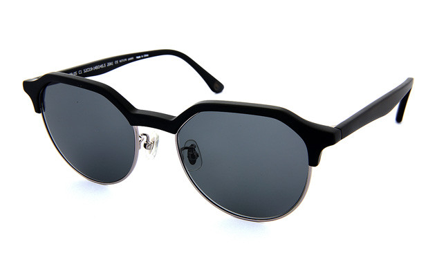 Sunglasses OWNDAYS SUN2088B-0S  マットブラック