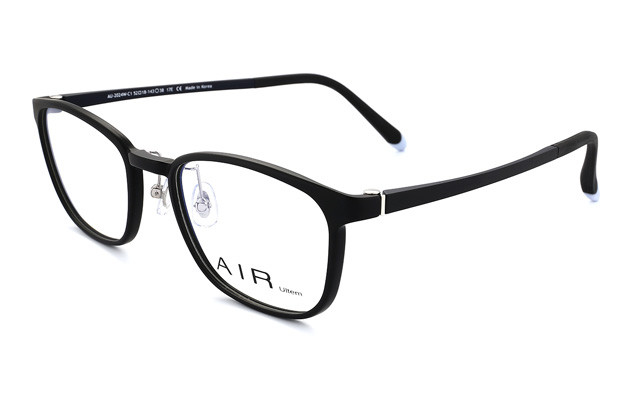 Eyeglasses AIR Ultem AU2024-W  マットブラック