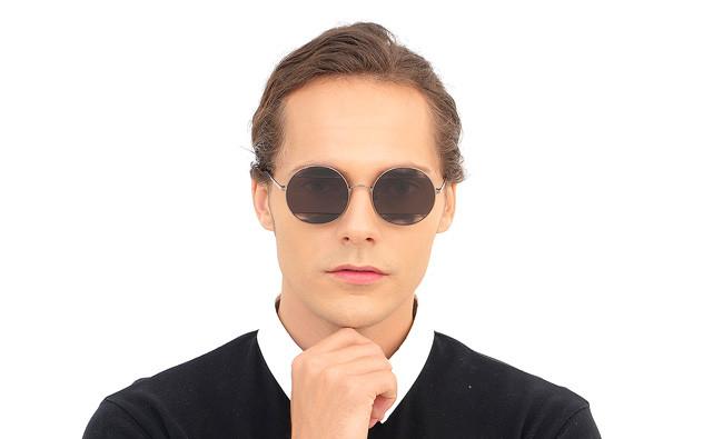 Sunglasses +NICHE NC1015B-9S  ダークガン