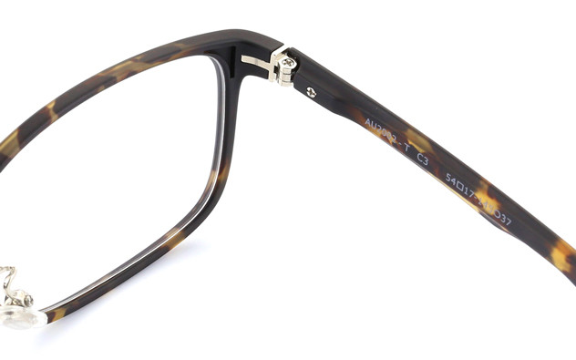 Eyeglasses AIR Ultem AU2002-T  マットグレーデミ
