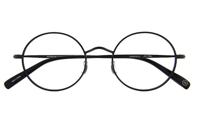Eyeglasses John Dillinger JD1026K-9A  マットブラック