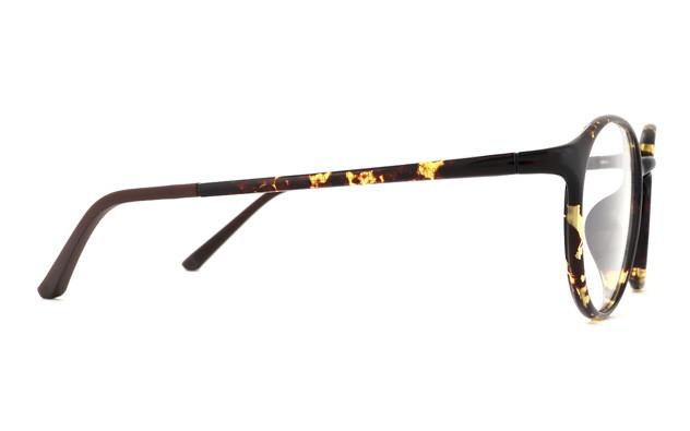 Eyeglasses ECO2XY ECO2009-K  ブラウンデミ