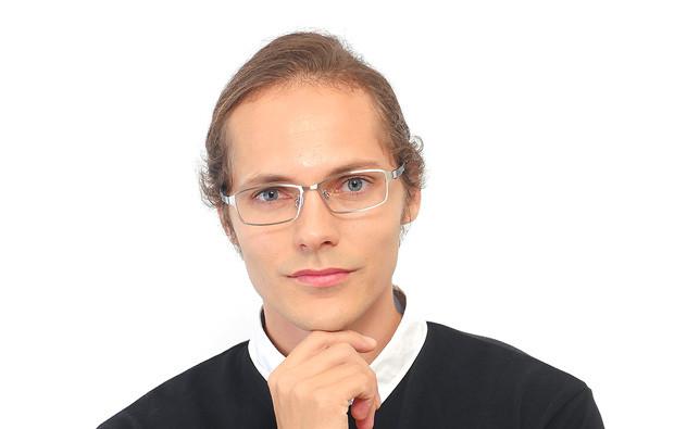 Eyeglasses OWNDAYS OR1033S-8A  シルバー
