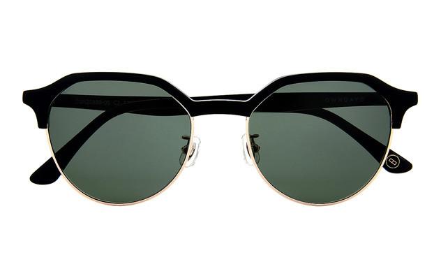 Sunglasses OWNDAYS SUN2088B-0S  ブラック