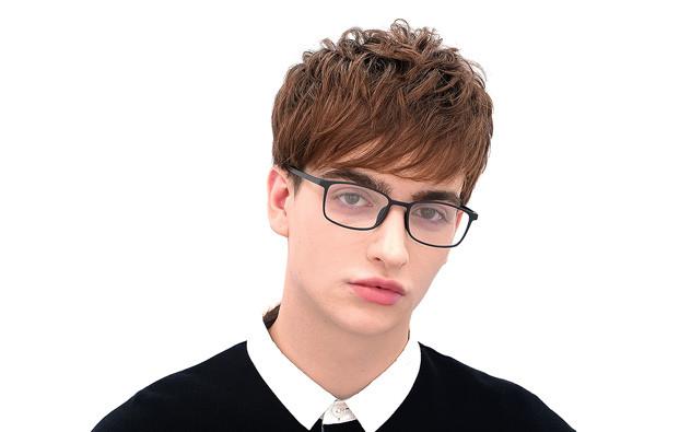 Eyeglasses OWNDAYS PG2014T-1S  Black