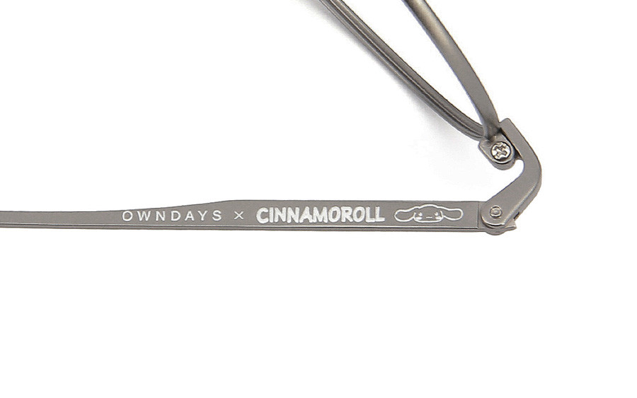 Eyeglasses Cinnamoroll × OWNDAYS SRK1002B-1A  ネイビー