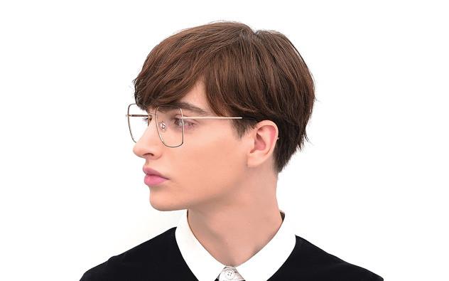 Eyeglasses +NICHE NC3008K-0S  Red