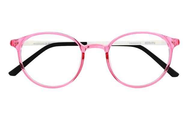 Eyeglasses ECO2XY ECO2012-K  ピンク