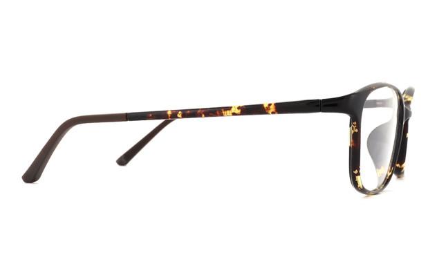 Eyeglasses ECO2XY ECO2008-K  ブラウンデミ