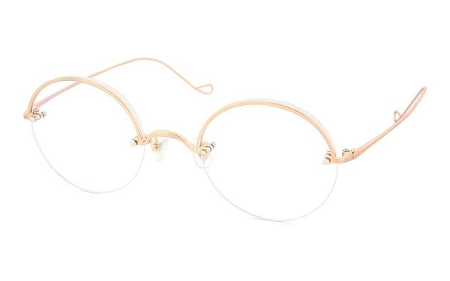 Eyeglasses John Dillinger JD1022T-9S  Gold