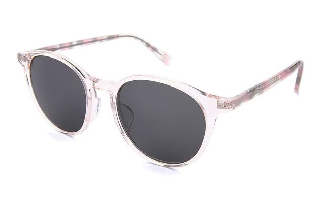 Sunglasses OWNDAYS SUN2060B-9S  Clear Pink