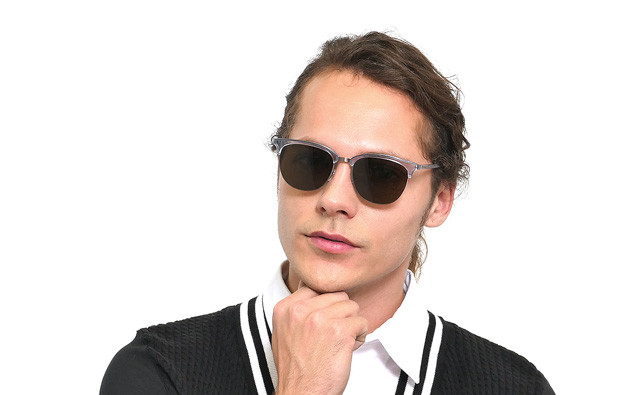 Sunglasses OWNDAYS SUN1033-B  Black