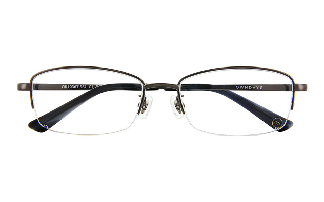 Eyeglasses OWNDAYS OR1036T-9S  Silver