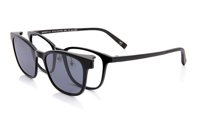 Eyeglasses OWNDAYS SNAP SNP2008F-N  Mat Black