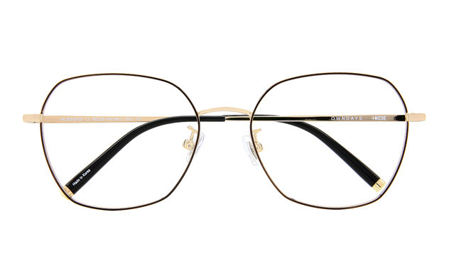Eyeglasses +NICHE NC3010K-0S  Brown