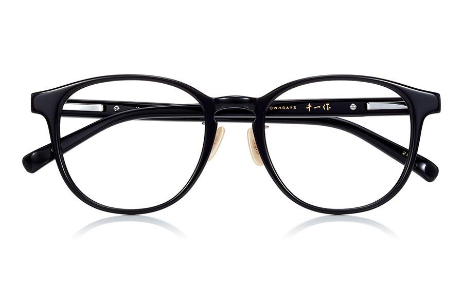 Eyeglasses 千一作 SENICHI29  Black