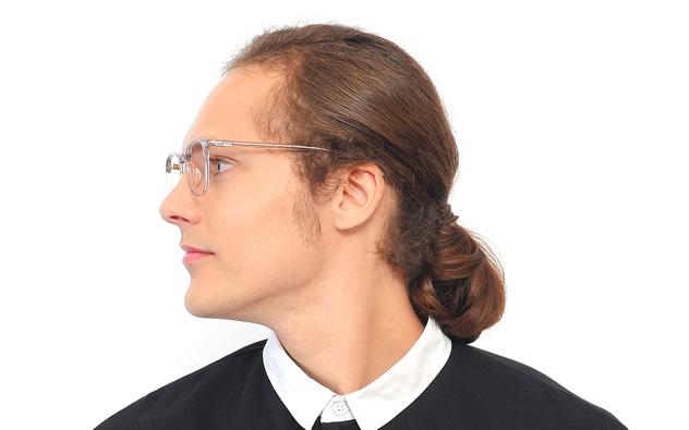Eyeglasses John Dillinger JD2026J-8A  Clear Gray
