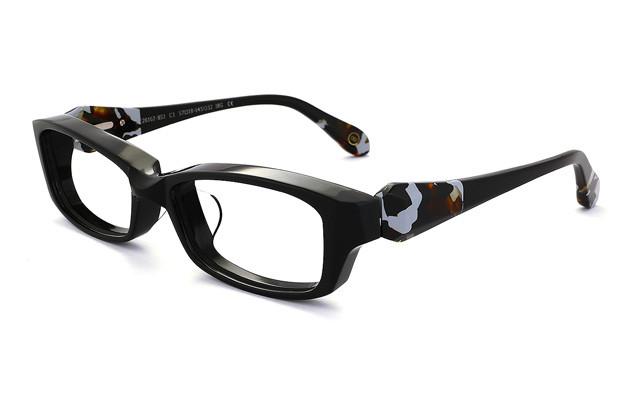 Eyeglasses BUTTERFLY EFFECT BE2010J-8S  Black