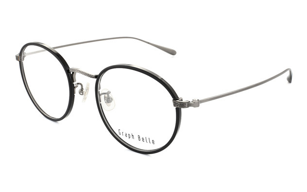 Eyeglasses Graph Belle GB1011-B  Black