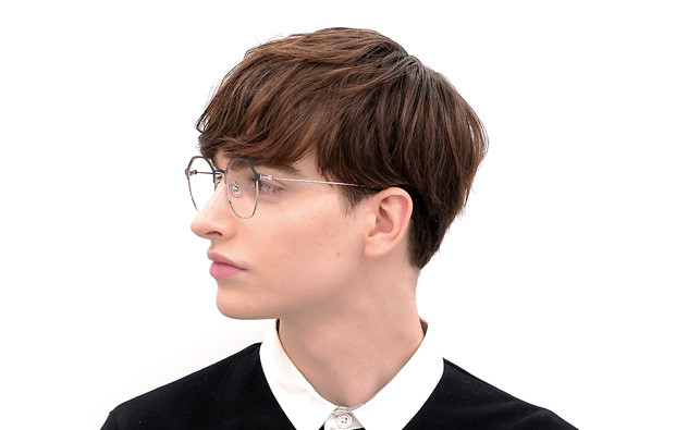 Eyeglasses John Dillinger JD1028G-9A  Black