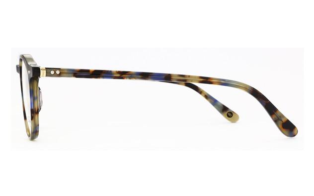 Eyeglasses John Dillinger JD2018-J  Blue Demi