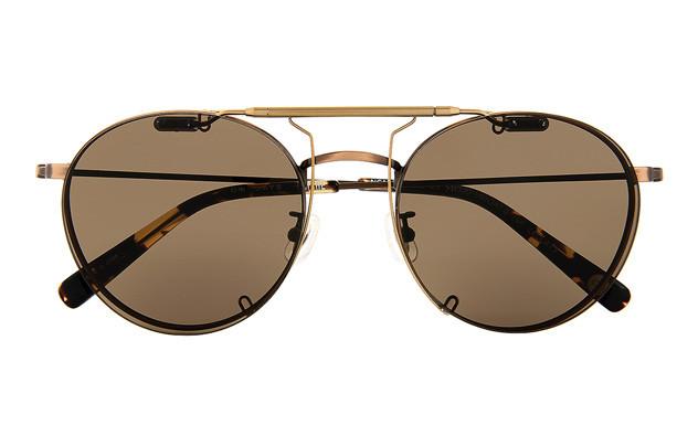 Sunglasses +NICHE NC1019B-9A  Mat Gold