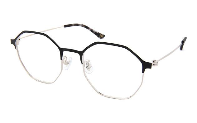 Eyeglasses John Dillinger JD1028G-9A  ブラック