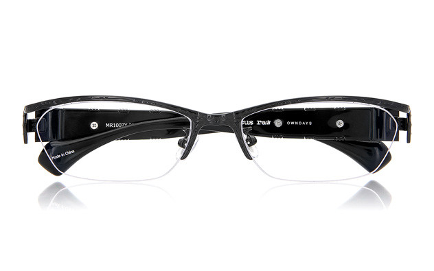 Eyeglasses marcus raw MR1007Y-0S  Black