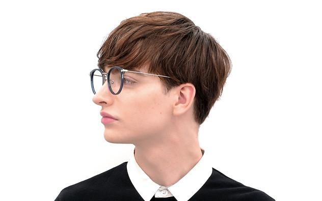 Eyeglasses John Dillinger JD2039Z-0S  グレー
