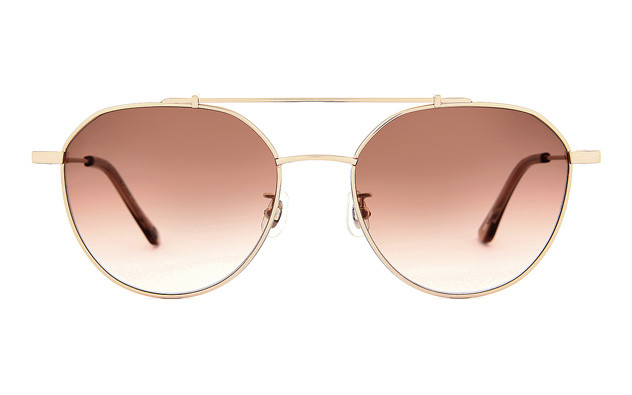 Sunglasses OWNDAYS SUN1056B-0S  Gold