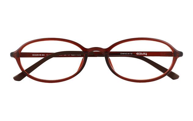 Eyeglasses ECO2XY ECO2014K-8A  Brown