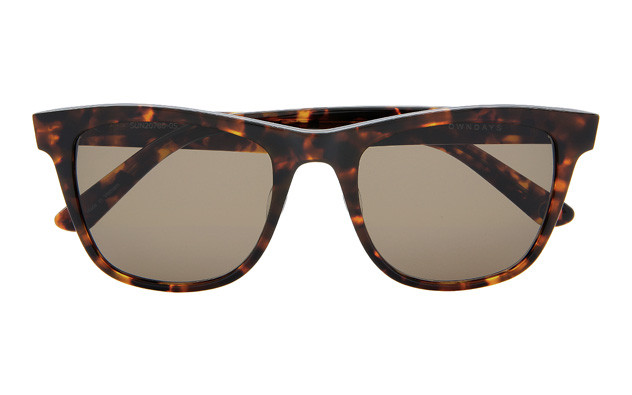 Sunglasses OWNDAYS SUN2078B-0S  ブラウンデミ