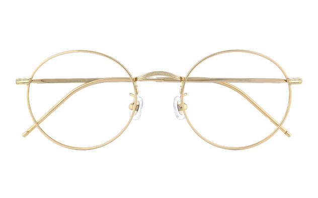 Eyeglasses John Dillinger JD1011K-8A  ゴールド