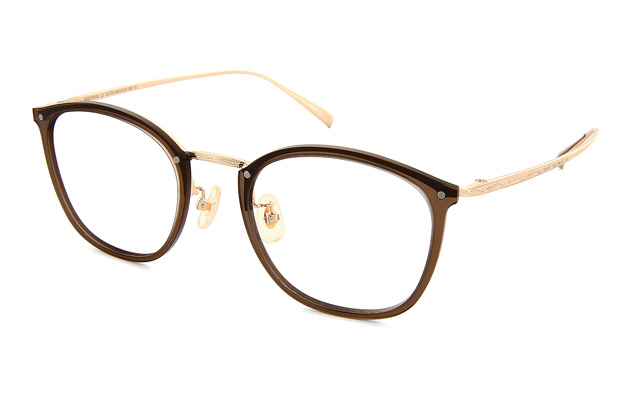 Eyeglasses Graph Belle GB2027B-9S  ブラウン