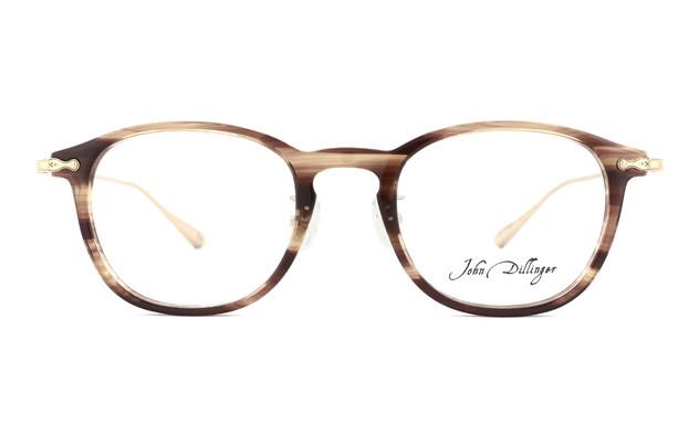 メガネ John Dillinger JD2023-J  ブラウン