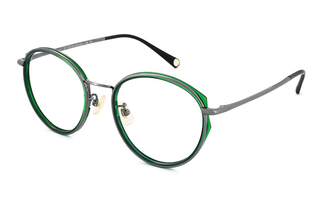 Eyeglasses Graph Belle GB2017G-8A  Green