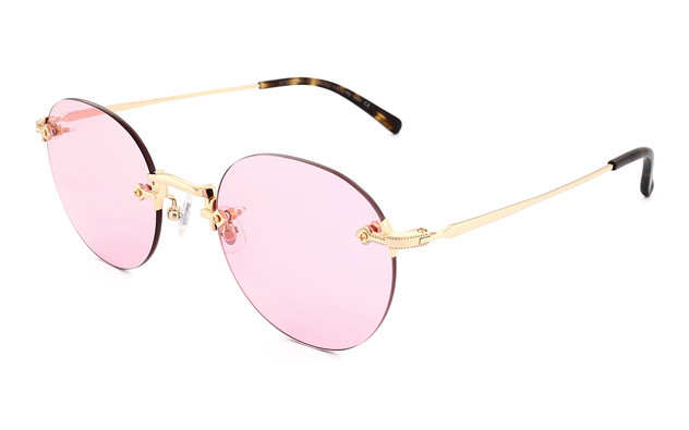 Sunglasses OWNDAYS SUN1034-J  ゴールド