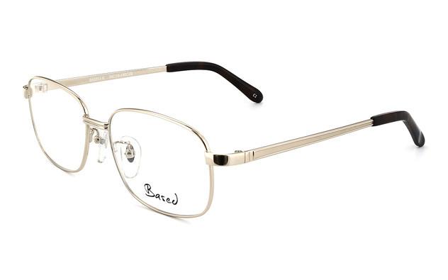 Eyeglasses Based BA1011-G  ゴールド