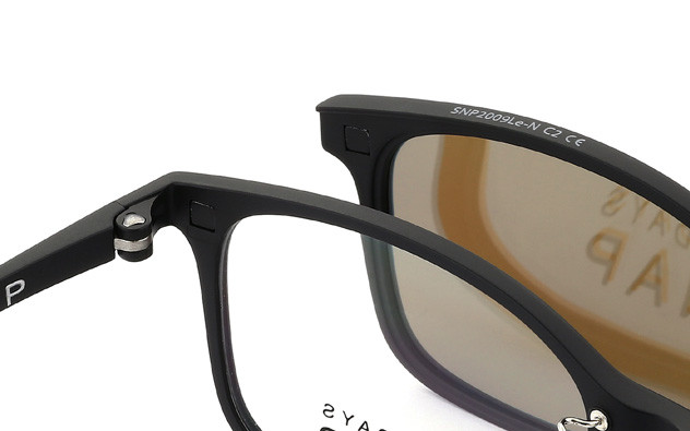 Eyeglasses OWNDAYS SNAP SNP2009-N  Black