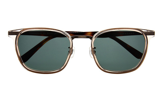 Sunglasses OWNDAYS SUN2085B-0S  ブラウン
