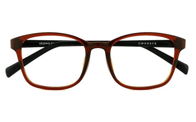 Eyeglasses OWNDAYS OR2044S-8S  ブラウン