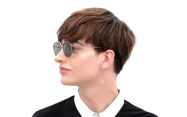 Sunglasses +NICHE NC1021B-0S  Mat Silver