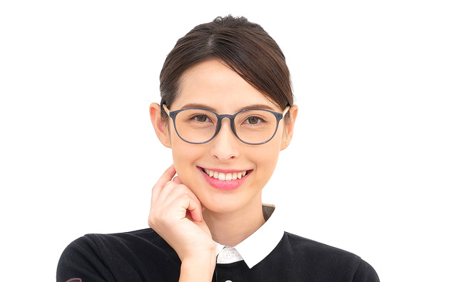Eyeglasses FUWA CELLU FC2015T-9S  ブラック