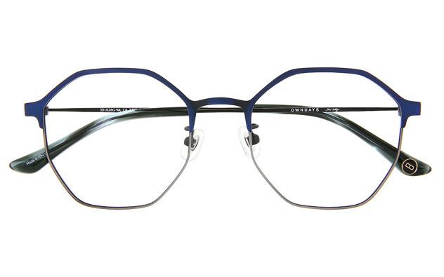 Eyeglasses John Dillinger JD1028G-9A  Navy