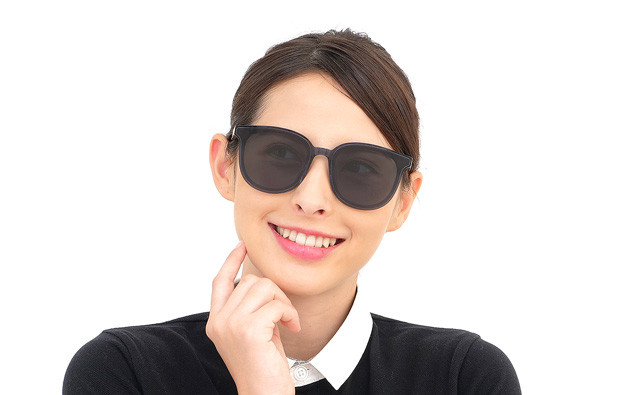 Sunglasses OWNDAYS SUN2057J-9S  Black