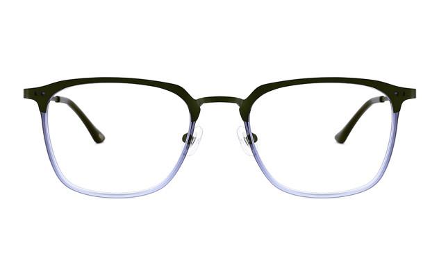 Eyeglasses OWNDAYS SW1002G-8A  マットグリーン