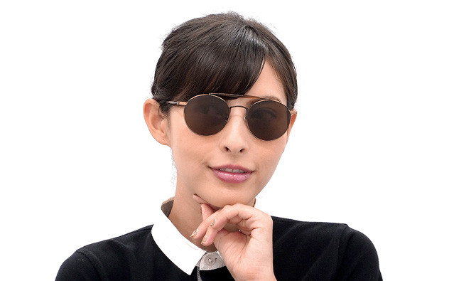 Sunglasses +NICHE NC1024B-0S  Light Brown