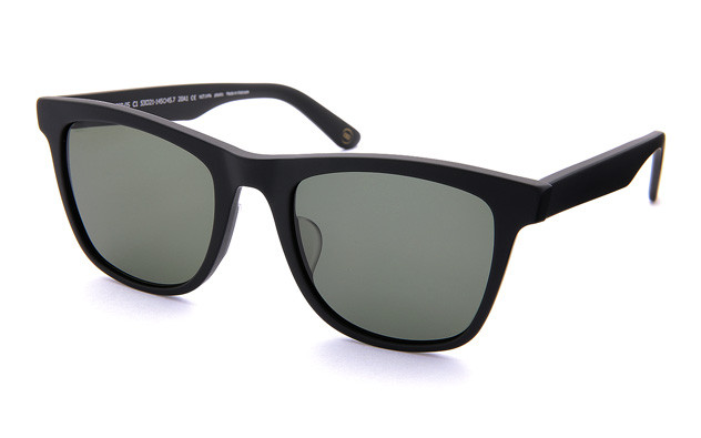 Sunglasses OWNDAYS SUN2078B-0S  マットブラック