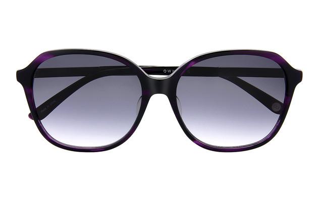 Sunglasses OWNDAYS SUN2077B-0S  パープル
